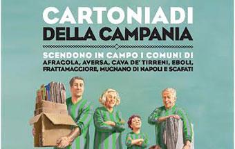 Campania: le Olimpiadi del riciclo