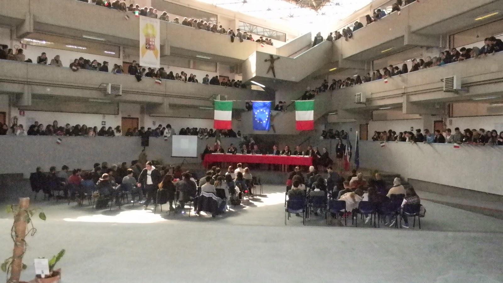 Afragola (NA): Convegno al Liceo Scientifico 'Brunelleschi'
